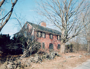 Dismantled colonial era saltbox for sale.